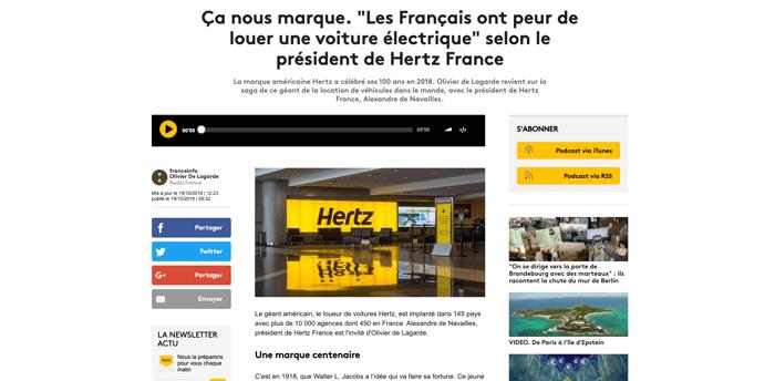 France Info Hertez